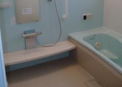 浴室のバリアフリーリフォーム