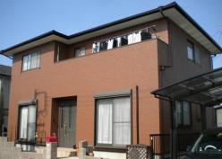 色味をリニューアルした外壁・屋根塗装リフォーム