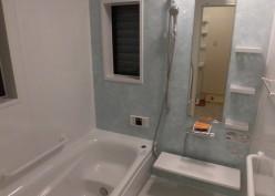 洗面、浴室リフォーム工事