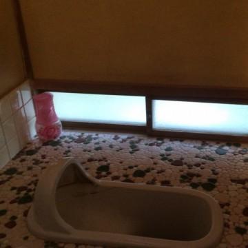 和式トイレだったので不便でした。
