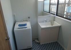 洗面所、浴室、トイレリフォーム工事