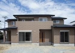 生活スタイルを考えた二世帯住宅