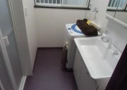 快適な洗面所へ
