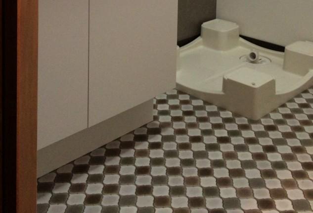 使い勝手の良い快適洗面台へ