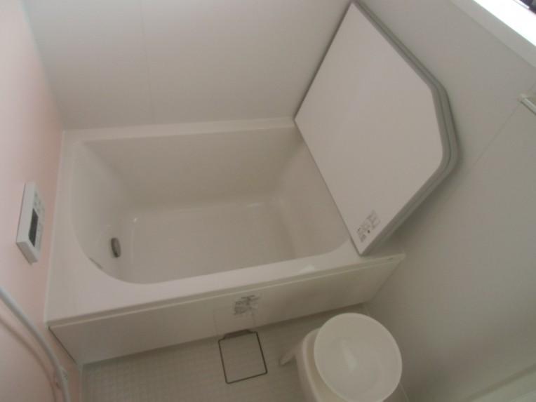 浴槽が大きくなりゆったり入浴できるようになりました。